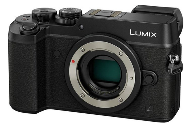 Lumix DMC-GX8