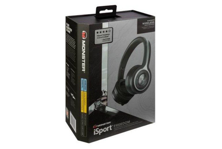 iSport Freedom On-Ear Headphones