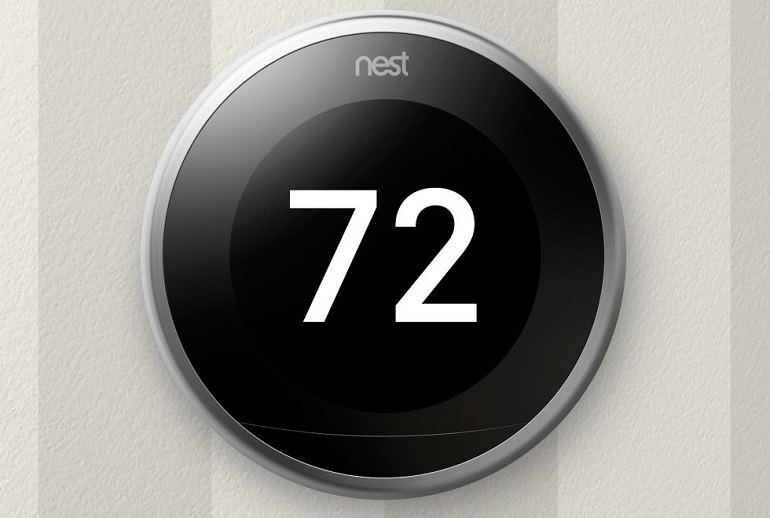 Nest Learning Thermostat (2015)