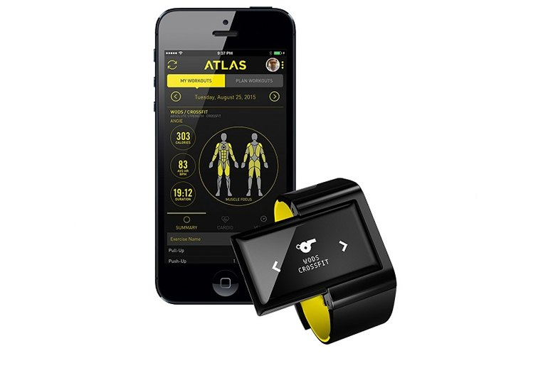Atlas Wristband