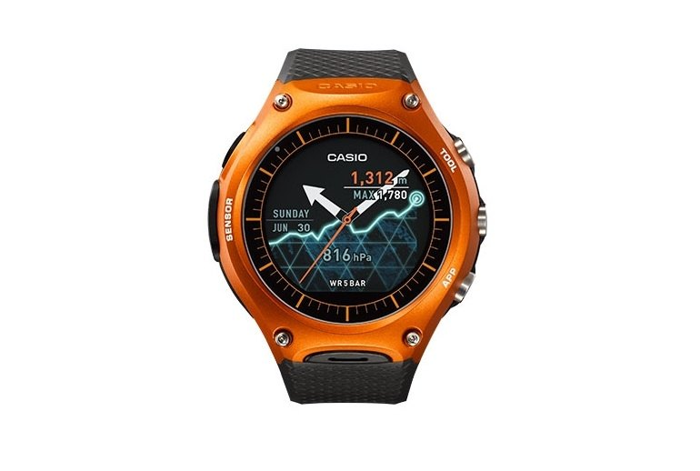 Smart Outdoor Watch WSD-F10