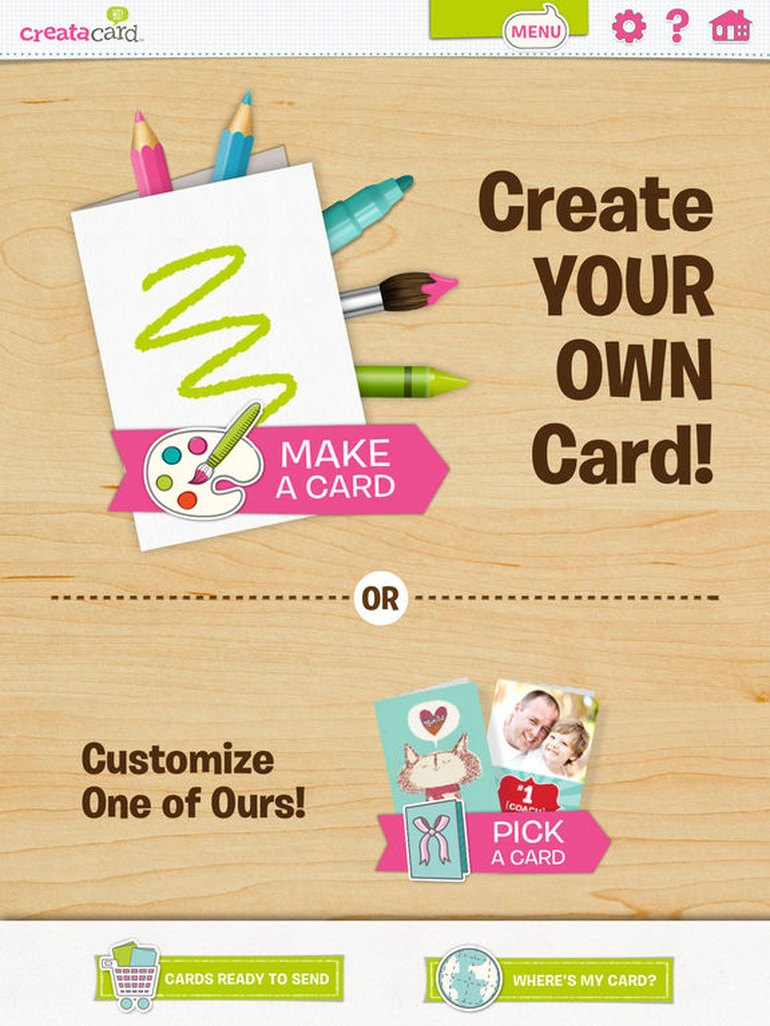 Make your own holiday greeting cards and invitations for free creatacard card maker stopboris Choice Image