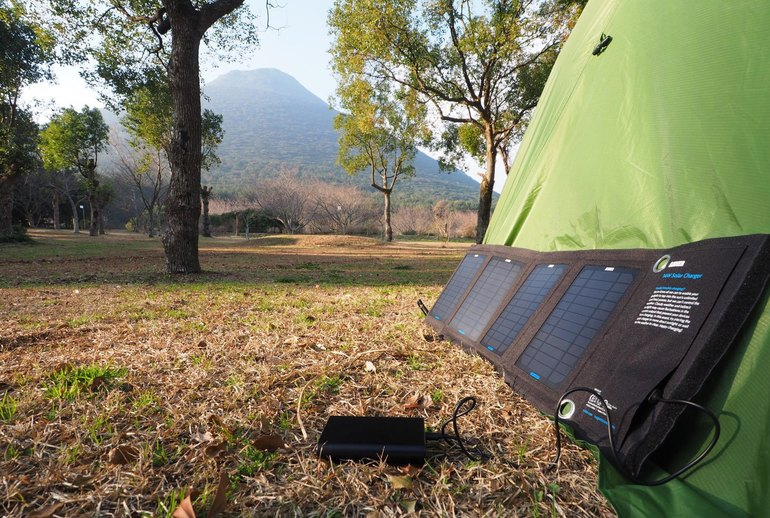 a 5 Cool Gadgets for Family Camping