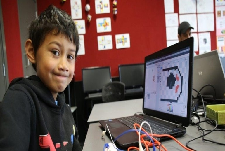 a Get Your Kids Started Programming With the Hour of Code