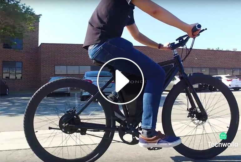 a Hands On with Sondors THIN Electric Bike