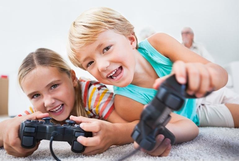 a The Best Gaming Console... for Your Kids