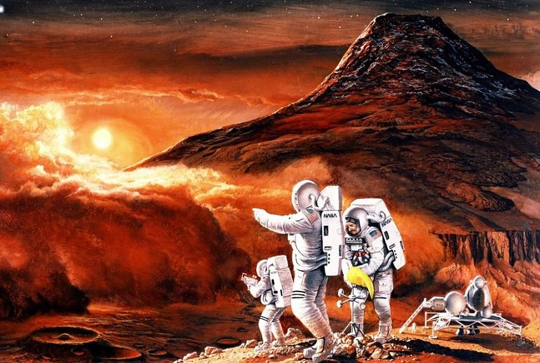 a How Your Kids Will Survive on Mars