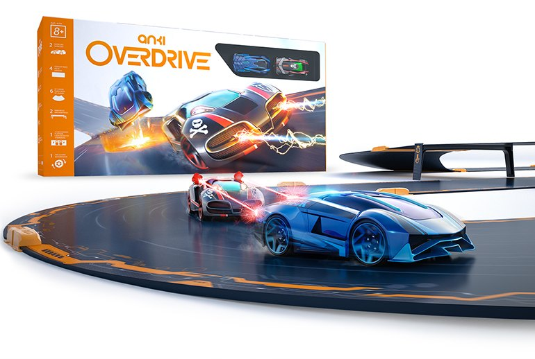 a Anki Overdrive: Smart, Slotless Racecars for Kids and Adults Alike
