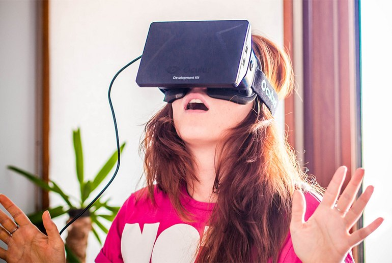 a You CAN Try This at Home: Fun VR for Kids and Grownups