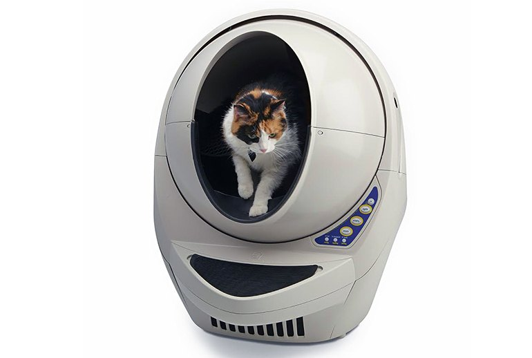 A High Tech Litter Box Could Be In Your Cat S Future