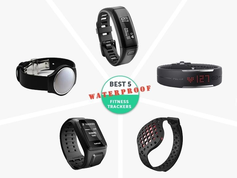 a The 5 Best Waterproof Activity Trackers