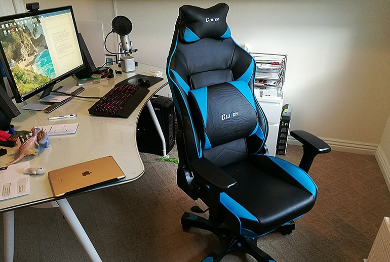 a Clutch Chairz: The Ultimate Chair for Your PC?