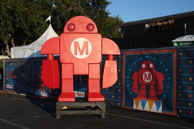 a The 21 Coolest Sights from Maker Faire