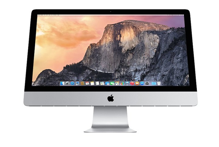 iMac (27-inch with Retina 5K display, 2015)